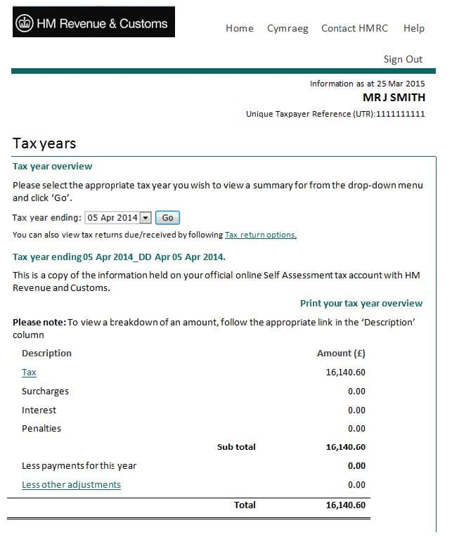 HMRC self assessment: How to avoid being charged £10-A-DAY from TODAY
