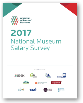 Cover Image for the 2017 National Salary Survey