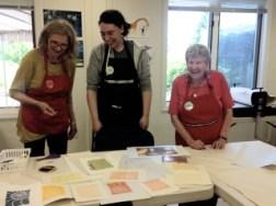Seeding Vitality Art class at the Eric Carle Mseu