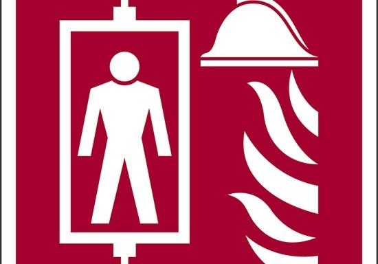 (ascensore antincendio)