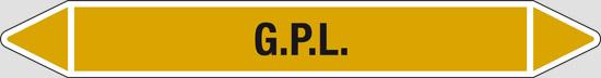 G.P.L. (gas allo stato gassoso o liquefatto escluso l'aria)