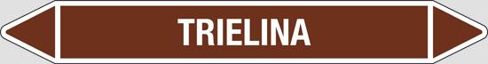 TRIELINA (oli minerali, oli vegetali e oli animali, liquidi combustibili e/o infiammabili)