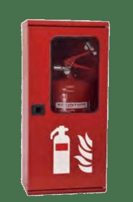 Cassetta portaestintore