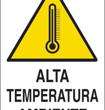 ALTA TEMPERATURA AMBIENTE