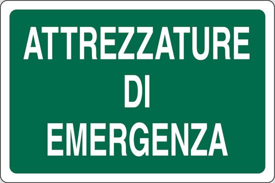ATTREZZATURA DI EMERGENZA