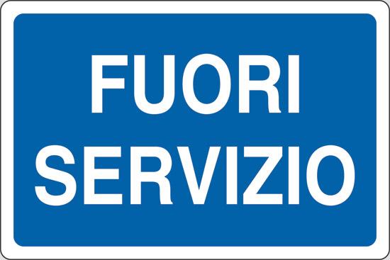 FUORI SERVIZIO