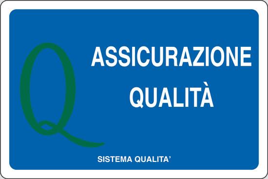 ASSICURAZIONE QUALITA'