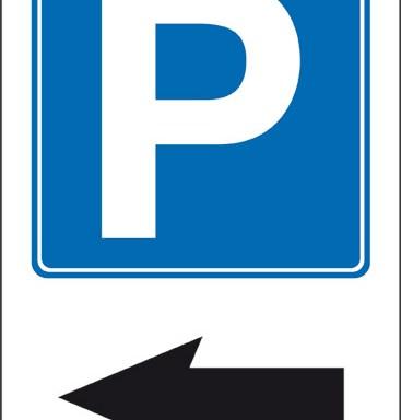 (P) freccia a sinistra
