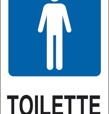 TOILETTE (uomini)