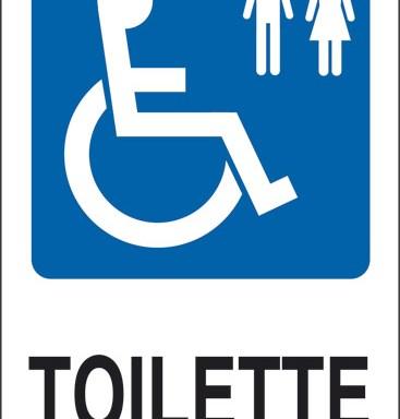 TOILETTE (disabili uomini e donne)