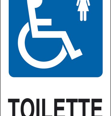 TOILETTE (disabili donne)