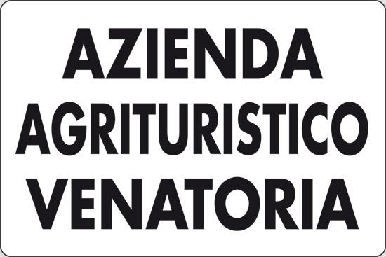 AZIENDA AGRITURISTICO VENATORIA