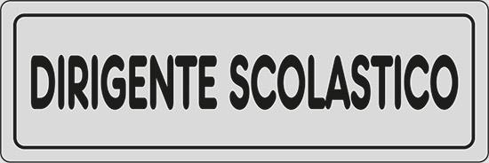 DIRIGENTE SCOLASTICO