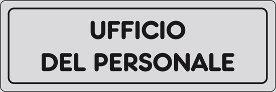 UFFICIO DEL PERSONALE