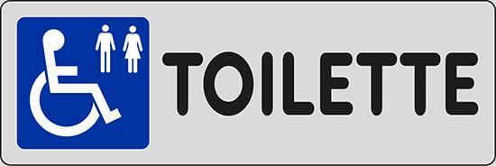 TOILETTE (disabili)