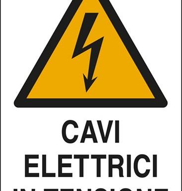 CAVI ELETTRICI IN TENSIONE