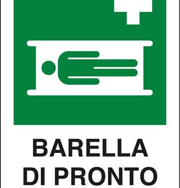 BARELLA DI PRONTO SOCCORSO