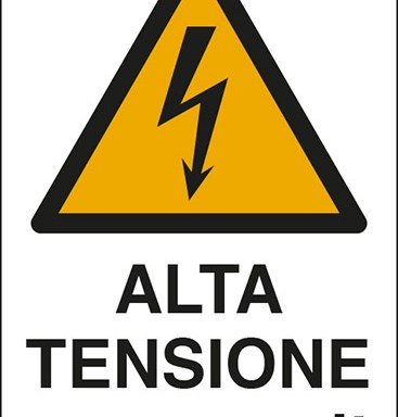 ALTA TENSIONE volt