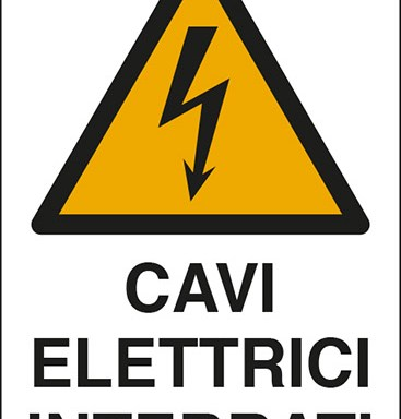 CAVI ELETTRICI INTERRATI