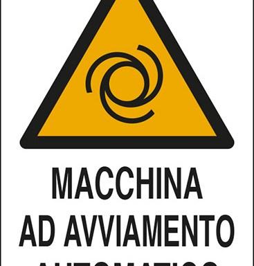 MACCHINA AD AVVIAMENTO AUTOMATICO