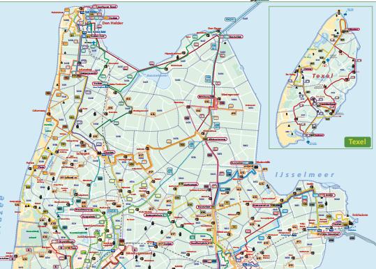 Noord-Holland gunt langjarige concessie aan Connexxion