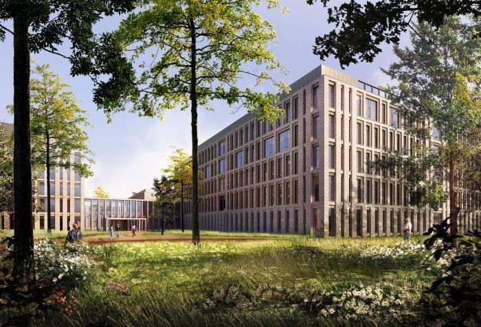 Tergooi ziekenhuis bouwt nieuw ziekenhuis en parkeergarage