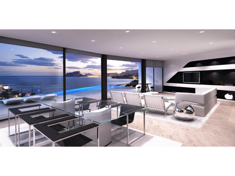 villa-woonkamer - Aanbod