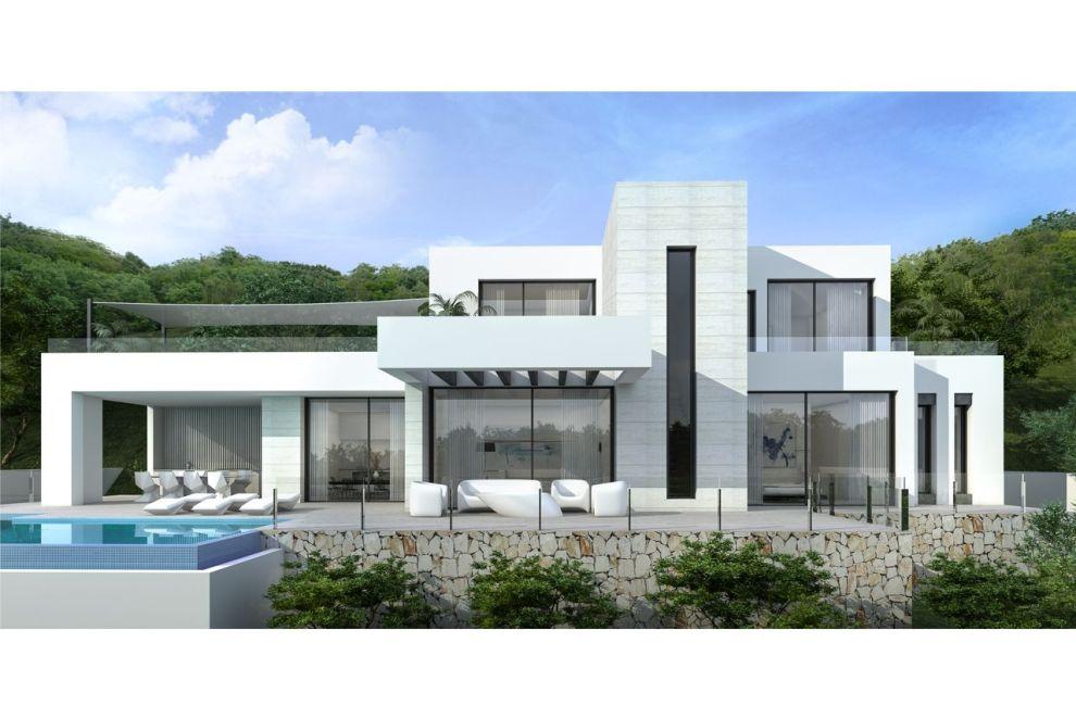 Moderne nieuwbouw villa Costa Blanca Noord - Spanje - Aanbod