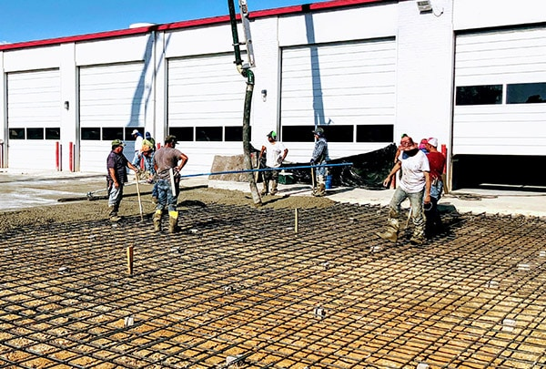 Commercial Fence and Concrete Services