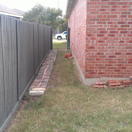 Residential Concrete - Before