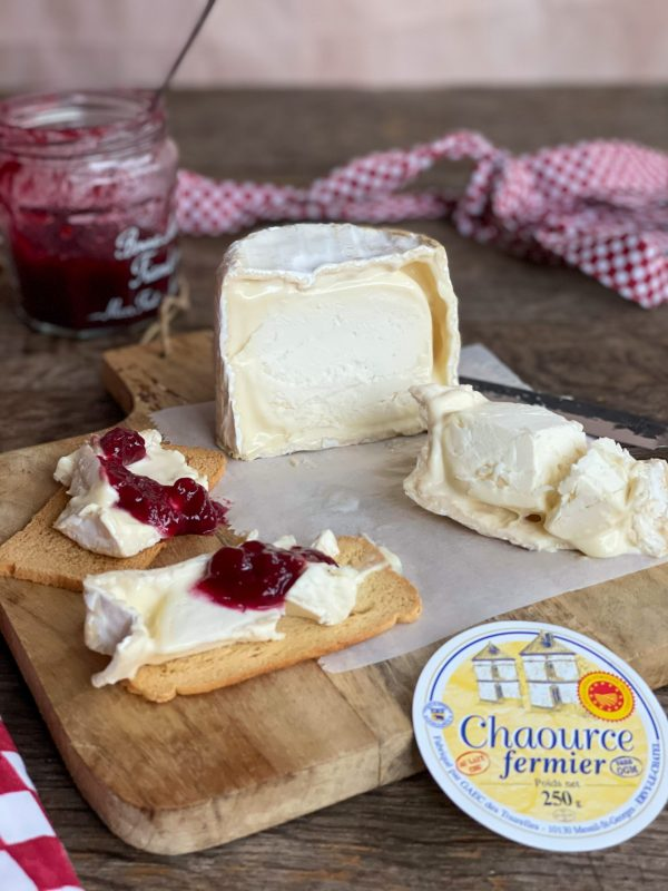 Chaource franse witschimmel