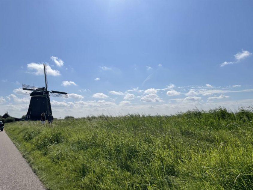 Hollands landschap Uitgeest