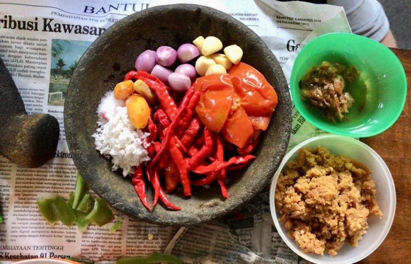 Indonesische specerijen in de keuken