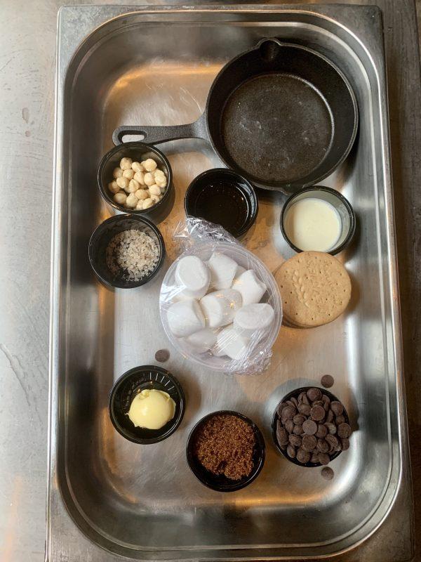 Ingredienten Iron pie Smores