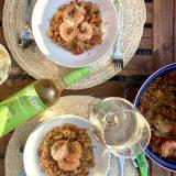 Weekmenu: Rueda proeven met verse vis