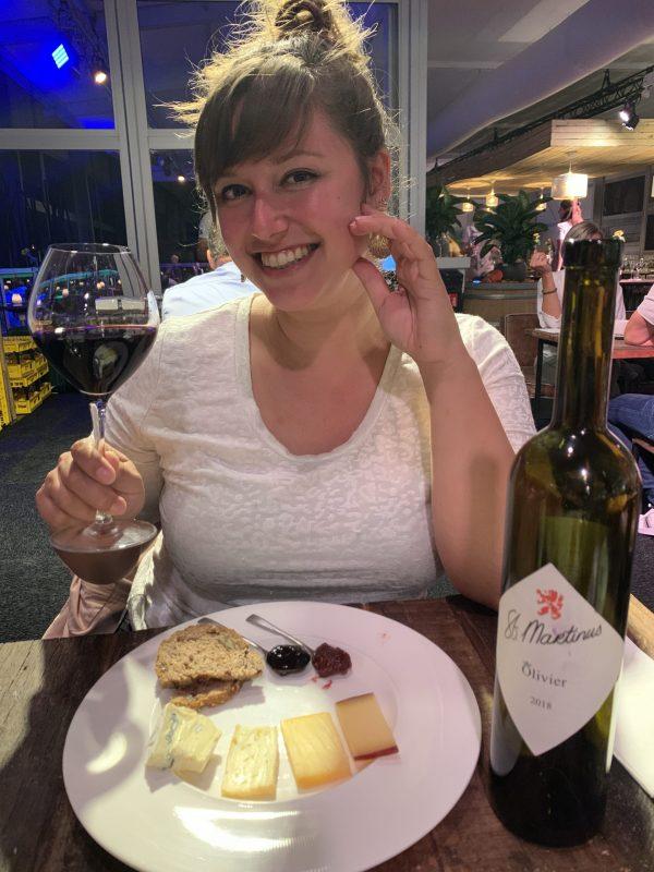 Kaasplankje dessert Zuid-Limburg