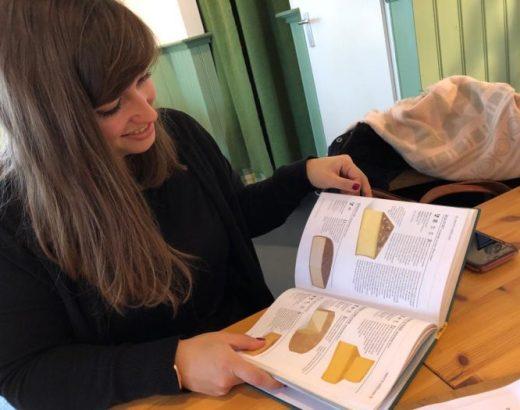 Lezen over kaas-kaaskenner worden
