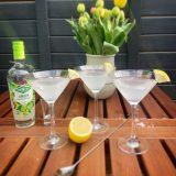 Skinny limoen cocktail