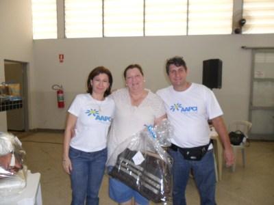 Bingo Beneficente 2013 da AAPCI