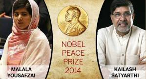 Looking Forward to Peace with 2014's Nobel Peace Prize!