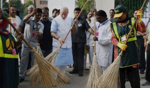 Clean India Tokenism: A Trivialization of Gandhi