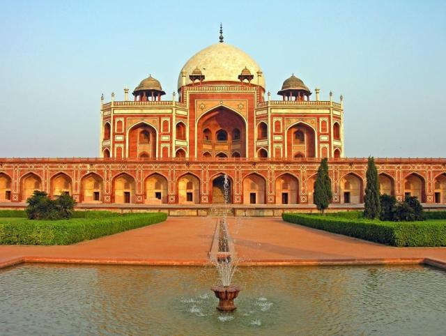 Humayun's Tomb, New Delh, India