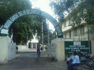 India's only women technical university: IGDTUW