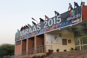 """Jamia all set to organize 3-day Inter-University Cultural Festival """"MIRAAS"""