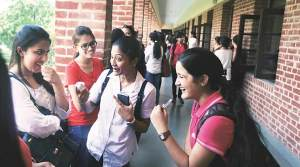 More than 15, 000 students admitted to Delhi University after first cutoff