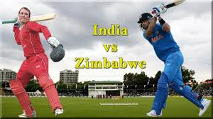 Preview of the T-20 Series to be played between India and Zimbabwe