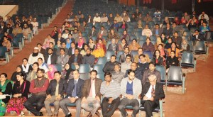 AMU Vice Chancellor interacts with young teachers