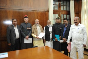 AMU Vice Chancellor meets PM Modi, seeks his special attention to AMU