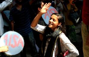 Shehla Rashid- The Courageous Vice President of JNU.