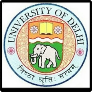 WELCOME TO DELHI UNIVERSITY